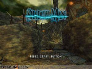 Shadow Man Screen Shot 1