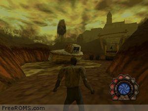 Shadow Man Screen Shot 2