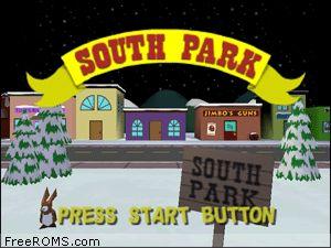 South Park Screen Shot 1