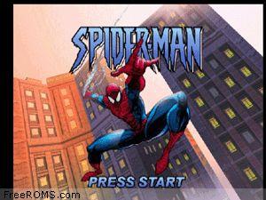 Spider-Man Screen Shot 1