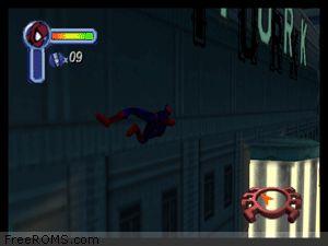Spider-Man Screen Shot 2
