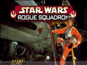 Star Wars - Rogue Squadron Screen Shot 1
