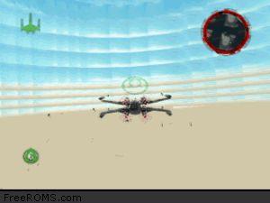 Star Wars - Rogue Squadron Screen Shot 2