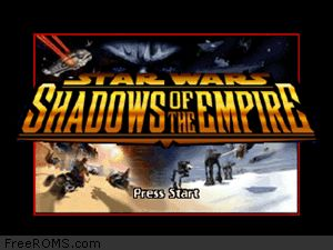 Star Wars - Shadows of the Empire Screen Shot 1