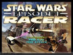 Star Wars Episode I - Racer Screen Shot 1