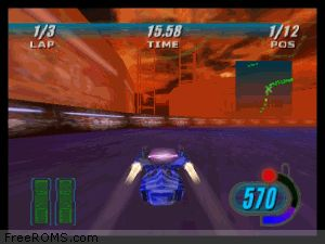 Star Wars Episode I - Racer Screen Shot 2