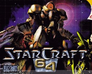StarCraft 64 Screen Shot 1