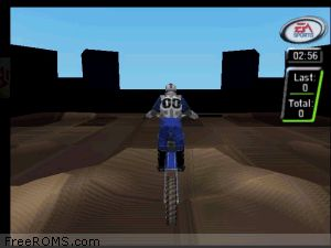 Supercross 2000 Screen Shot 2
