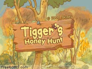 Tiggers Honey Hunt Screen Shot 1