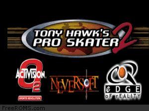Tony Hawks Pro Skater 2 ROM Download for N64