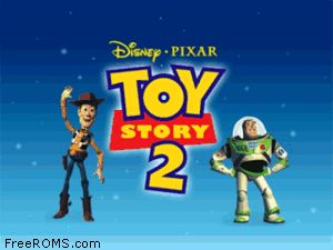 Toy Story 2 Rom Download For N64