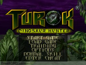 Turok - Dinosaur Hunter Screen Shot 1