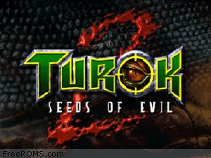 Turok 2 - Seeds of Evil Screen Shot 1