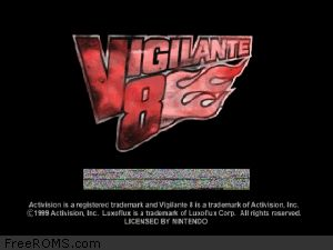 Vigilante 8 Screen Shot 1