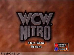 WCW Nitro 64 Screen Shot 1