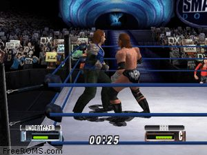 WWF No Mercy ROM Download for N64