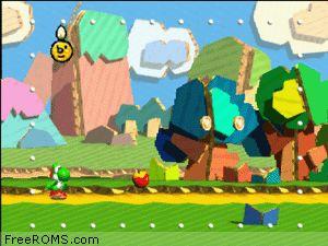 Yoshi's Story 64 Screen Shot 2