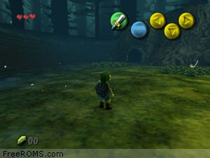 Zelda - Majora's Mask Screen Shot 2
