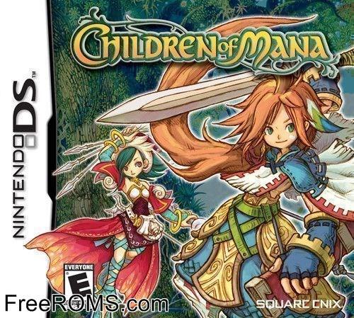 Children of manna rom download.