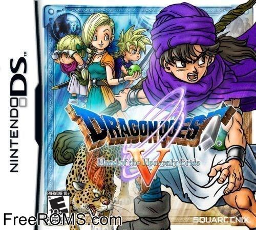dragon quest v ds apk