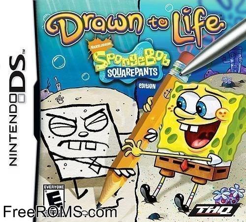spongebob rom