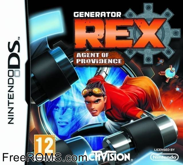 Generator Rex - Agent of Providence Europe ROM Download for NDS