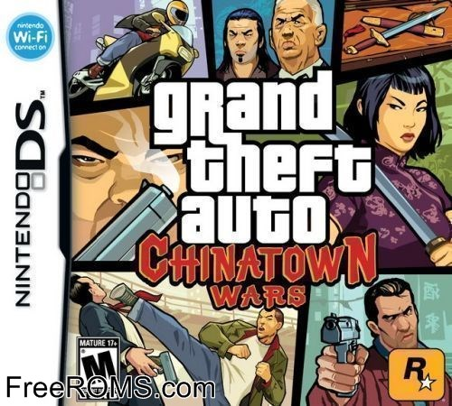 gta chinatown wars ds rom
