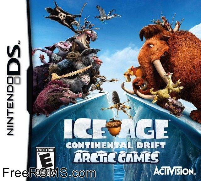 Ice Age 4 - Continental Drift - Arctic Games Screen Shot 1