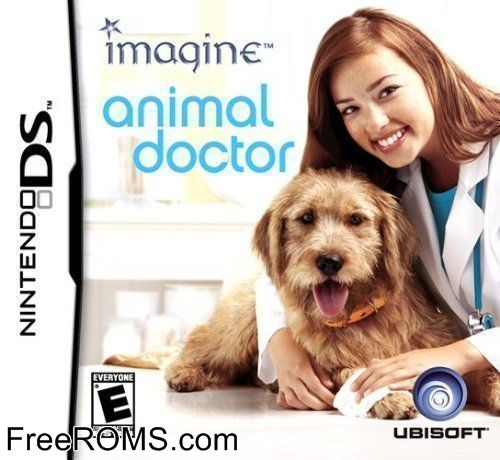 Imagine - Animal Doctor Screen Shot 1