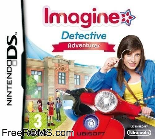 Imagine - Detective Adventures Europe Screen Shot 1