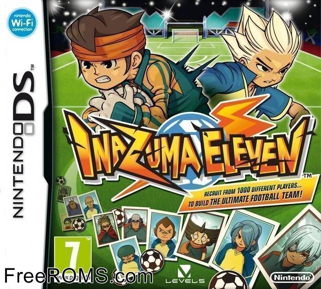 Inazuma Eleven Europe ROM NDS ROM/ NDS download from