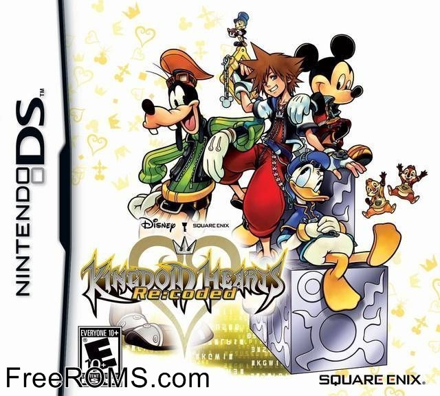 Kingdom Hearts - Re-Coded ROM Download for NDS