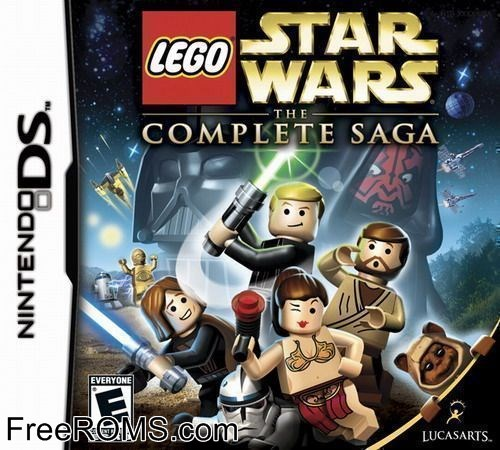 LEGO Star Wars - The Complete Saga ROM Download for NDS