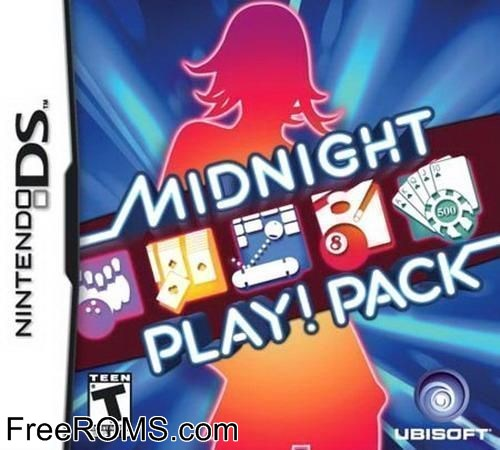 Midnight Play! Pack ROM Download for NDS