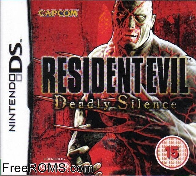 Resident Evil - Deadly Silence Screen Shot 1