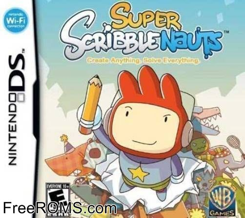 super scribblenauts ds rom