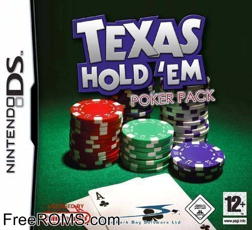 Texas Hold Em Poker Pack Europe ROM Download for NDS