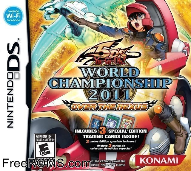 Yu-Gi-Oh 5Ds World Championship 2011 - Over the Nexus ROM