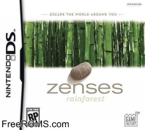 Zenses - Rainforest Screen Shot 1
