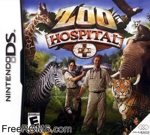 Zoo Hospital Screen Shot 1