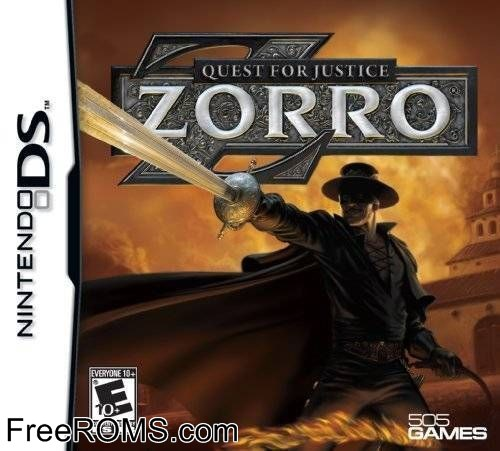 Zorro - Quest for Justice Screen Shot 1
