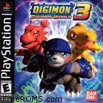 Digimon World 3 Screen Shot 3