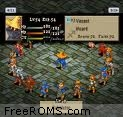 Final Fantasy Tactics Screen Shot 3