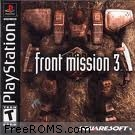 Front Mission 3 Screen Shot 3