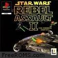 Star Wars - Rebel Assault II - The Hidden Empire (Disc 1) Screen Shot