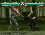 Tekken 3 ISO ROM Download for PSX